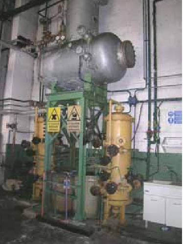 Centrale di produzione vapore